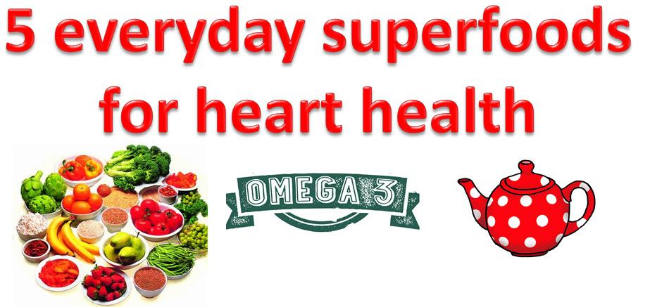 5 everyday superfoods