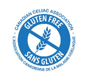 Canadian Celiac Association's gluten-free icon