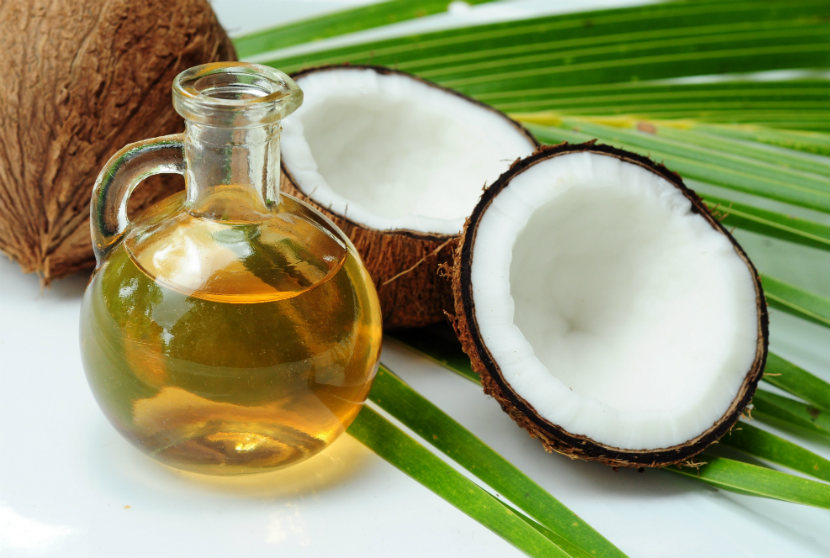 coconut oil N4NN newsletter