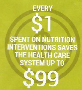dietitian saves $99 2018